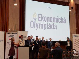 Ekonomická olympiáda: Vítězem je Pavel Králík z Obchodní akademie v Brně