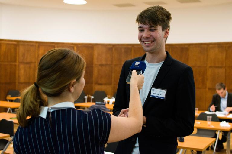 Rozhovor: Šimon Pekar, druhé místo v mezinárodním finále