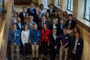 V Maďarsku proběhne historicky první testování ve školních kolech Ekonomické olympiády!