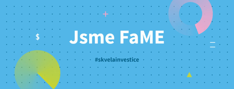 Vyber si ke studiu FaME!