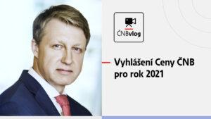 """Česká národní banka vyhlašuje soutěž o """"Cenu ČNB"""""""